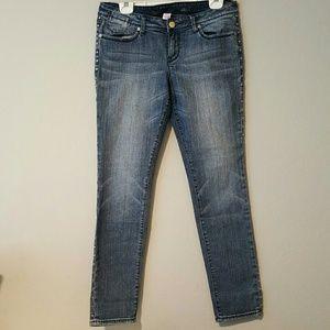 ❤SALE❤3 for $10 Studded skinny jeans